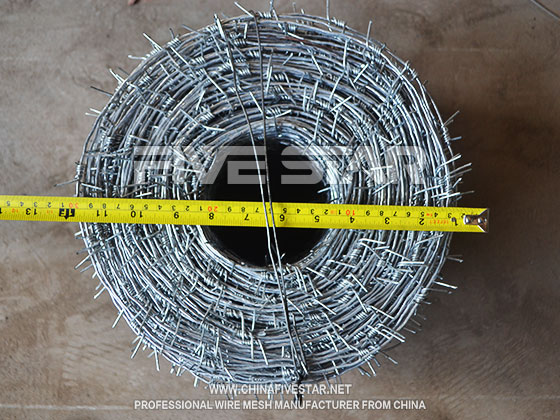 "5""barbed wire"