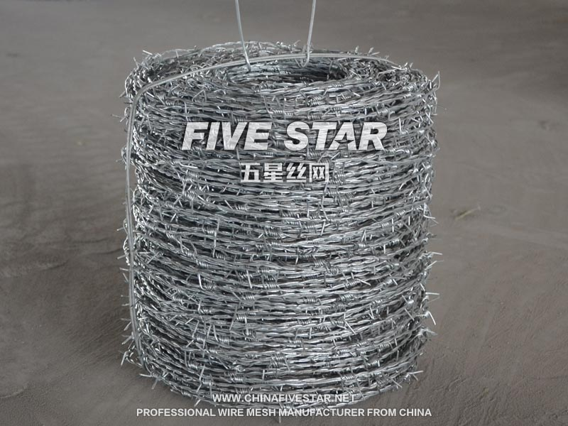 Barbed Wire (Galvanized)